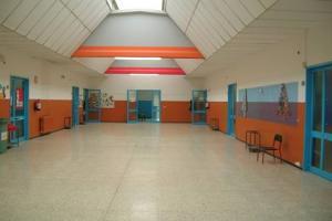 Salone arancione Primaria
